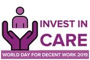 7 октября - Всемирный день действий за достойный труд