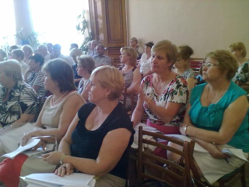 22 мая 2014 года состоялась VI (внеочередная) Конференция Астраханского областного объединения организаций профсоюзов