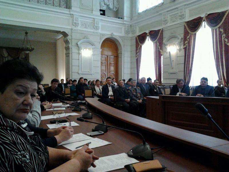 Подведены итоги работы Общественной палаты региона за 2016 год