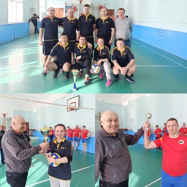 В Астраханском регионе 21 февраля 2021 года  состоялись соревнования  по волейболу