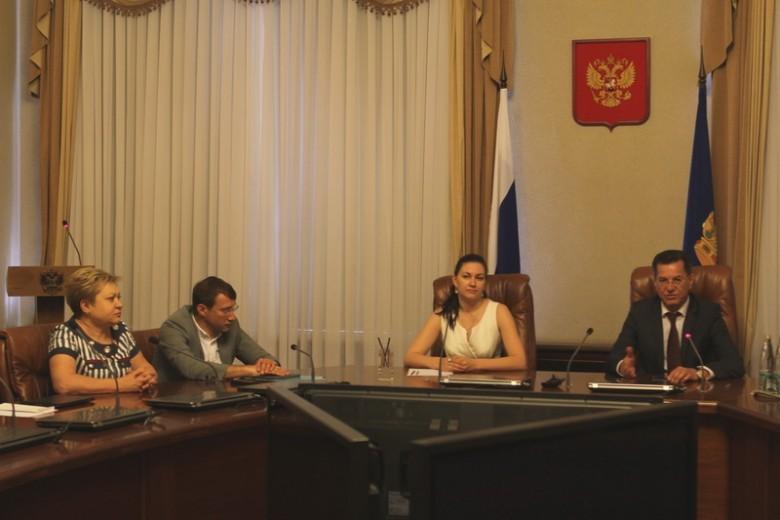 16 мая 2014 года впервые подписано региональное соглашение о минимальной заработной плате в Астраханской области