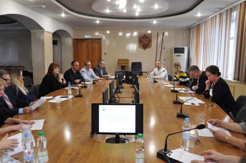 Состоялось заседание областной межведомственной комиссии по охране труда