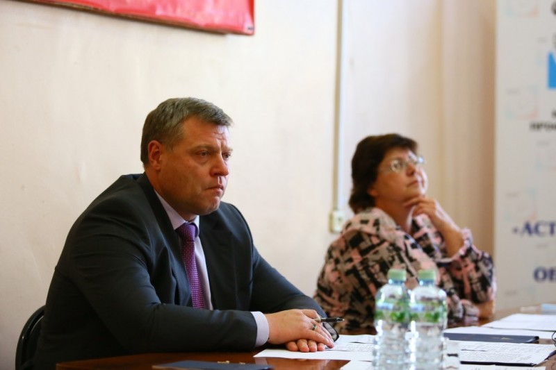В Астраханской области обсудили проблемы в бюджетной сфере