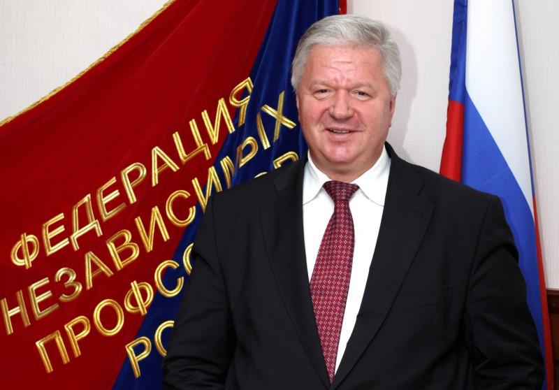 Поздравление Председателя ФНПР М.В. Шмакова с 1 Мая!