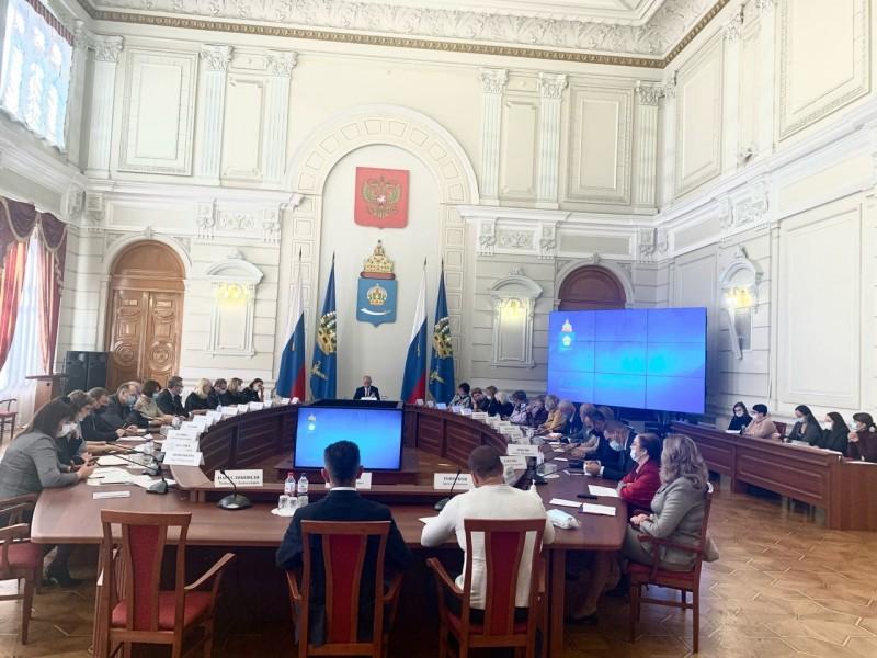 7 октября 2021 года в рамках акции Всемирного дня действий «За достойный труд!» состоялось расширенное заседание областной трехсторонней комиссии по регулированию социально-трудовых отношений на территорииАстраханской области.