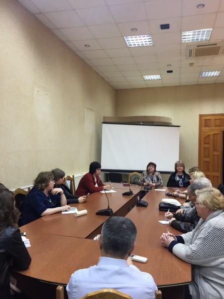 Селекторное совещание с Председателем ФНПР Михаилом Шмаковым
