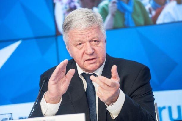 Первомайская пресс-конференция Михаила Шмакова