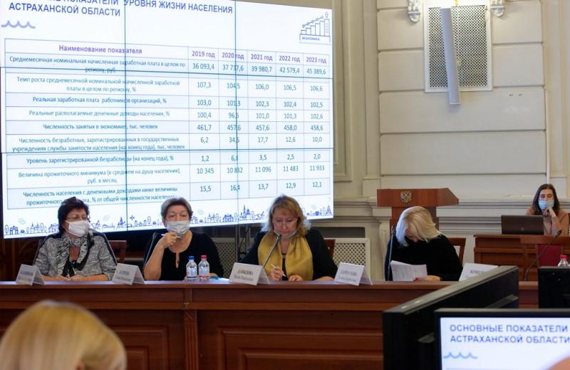 На областной трёхсторонней комиссии подвели итоги регионального этапа всероссийского конкурса «Российская организация высокой социальной эффективности»