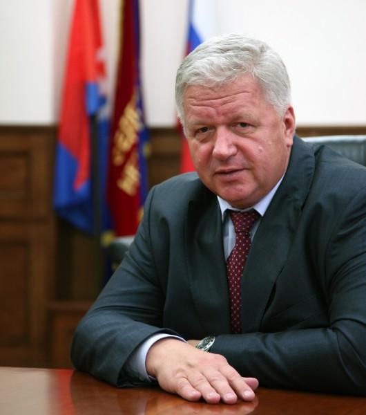 Поздравление Председателя ФНПР М.В.Шмакова с Новым 2019 годом!