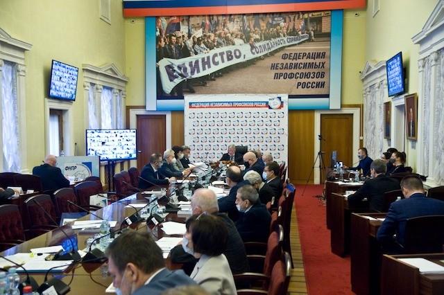 Принятые поправки в уставные документы ФНПР усилят организацию