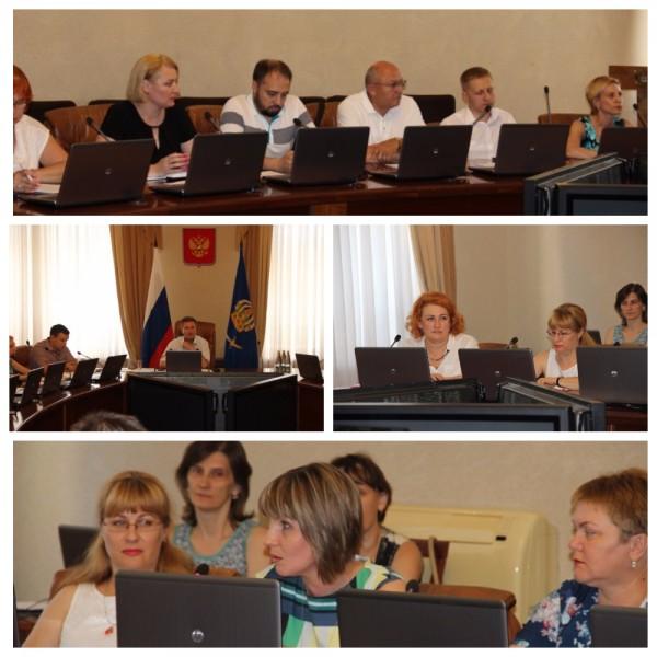 5 июля состоялось заседание межведомственной комиссии по социально-демографическим вопросам