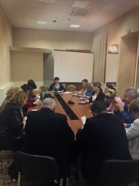 18 апреля проведено селекторное совещание  ФНПР и его членских организаций