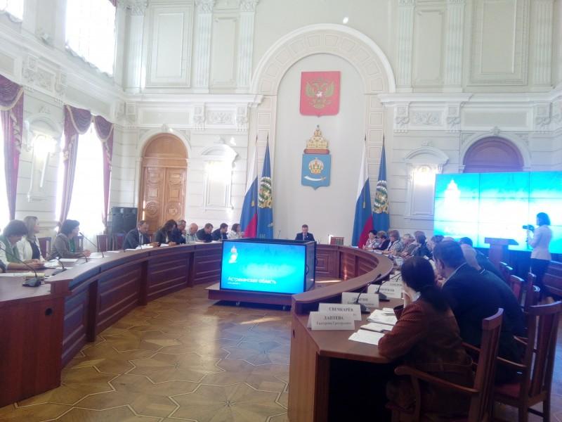2 октября в рамках Всемирного дня действий «За достойный труд!» состоялось заседание областной трёхсторонней комиссии