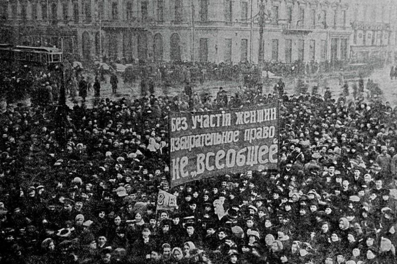 История праздника 8 марта